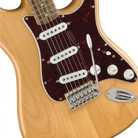 Guitarra SQ CV 70S Strat LRL NAT 0374020521 Squier By Fender - Natural (521)
