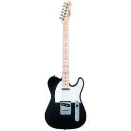 Guitarra  Squier Affinity Telecaster Squier By Fender - Preto (Black) (506)