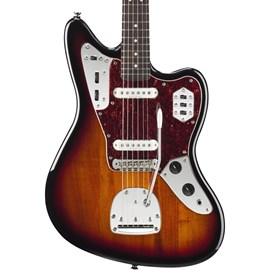 Guitarra Squier Jaguar Vintage Modified Squier By Fender - Sunburst (3-color Sunburst) (500)