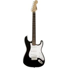 Guitarra Squier Stratocaster Bullet (Bk) 0001-506 Squier By Fender - Preto (Black) (506)