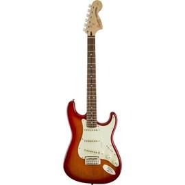 Guitarra Standard Stratocaster Squier By Fender - Sunburst (Cherry Sunburst) (530)