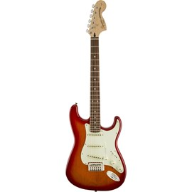 Guitarra Standard Stratocaster Squier By Fender - Sunburst (Cherry Sunburst) (530)
