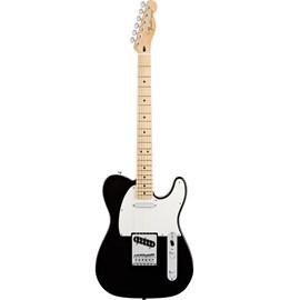 Guitarra Standard Telecaster Fender - Preto (Black) (06)
