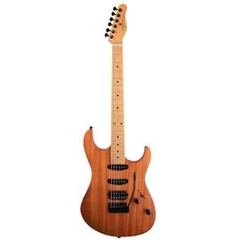 Guitarra Stella Natural Mahogany e Tarraxas com Trava Tagima - Natural Mahogany Satin (NMS)
