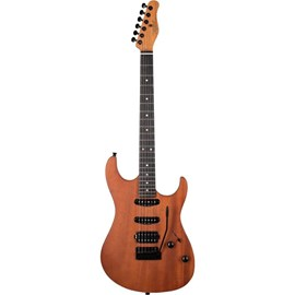 Guitarra Stella NTM Classic Series Escala Escura Tagima - Natural Mahogany Satin (NMS)