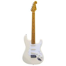 Guitarra Strato Sst57+ Vint Plus Sx - Branco (Vintage White) (VWH)