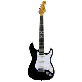 Guitarra Strato Sst62+ Vint Plus Sx - Preto (BK)