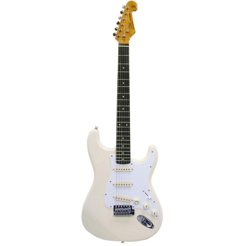 Guitarra Strato Sst62+ Vintage Plus Sx - Branco (Vintage White) (VWH)