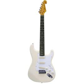 Guitarra Strato SST62+ Vintage White SX - Branco (Vintage White) (VWH)