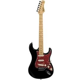 Guitarra Strato Tg-530 Woodstock BK Preto Tagima - Preto (Black) (BL)