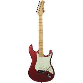 Guitarra Strato Woodstock TG-530 Tagima - Vermelho (Vermelho Metálico) (MR)