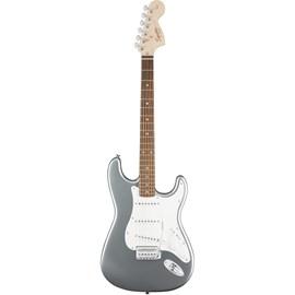Guitarra Stratocaster Affinity Escala em Laurel - Slick Silver Squier By Fender - Slick Silver (581)