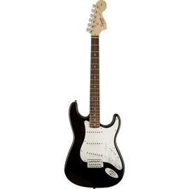 Guitarra Stratocaster Affinity Series Stratocaster Squier By Fender - Preto (Black) (506)