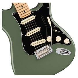 Guitarra Stratocaster American Professional MN com Case Elite Fender