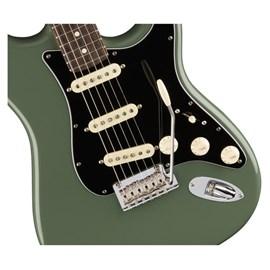 Guitarra Stratocaster American Professional RW com Case Elite 0113010776 Fender