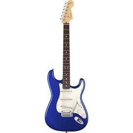 Guitarra Stratocaster  American Standard RW Mystic Blue 0113000795 Fender