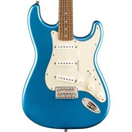 Guitarra Stratocaster Classic Vibe 60's  Escala em Laurel Squier By Fender - Azul (Laked Placid Blue) (502)