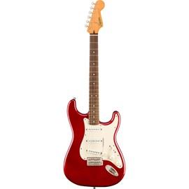 Guitarra Stratocaster Classic Vibe 60's Escala em Laurel Squier By Fender - Vermelho (Candy Apple Red) (09)