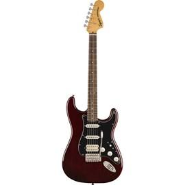 Guitarra Stratocaster Classic Vibe 70's HSS Escala em Laurel Squier By Fender - Marrom (Walnut) (592)