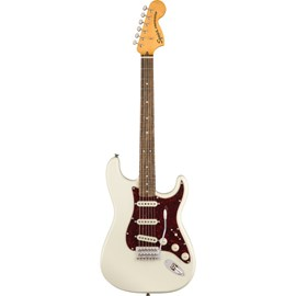 Guitarra Stratocaster Classic Vibe Series 70's Escala em Laurel Squier By Fender - Branco (Olympic White) (05)