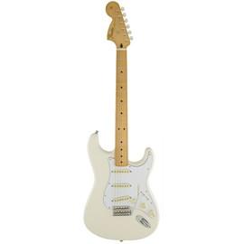 Guitarra Stratocaster Séries Assinaturas Jimi Hendrix com Deluxe Gig Bag Fender - Branco (Olimpic Wh