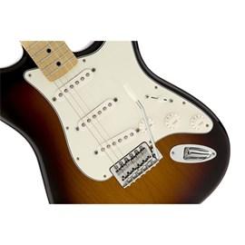 Guitarra Stratocaster Standard 0144602532 Fender - Sunburst (Brown Sunburst) (32)