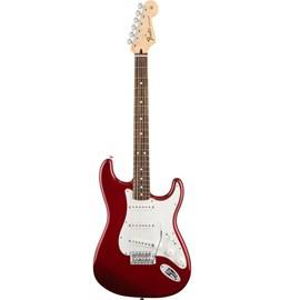 Guitarra Stratocaster Standard Mexicana 0144600509 Fender - Vermelho (Candy Apple Red) (09)