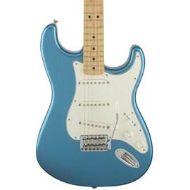 Guitarra Stratocaster Standard MN Fender - Azul (Laked Placid Blue) (502)