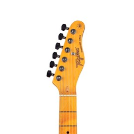 Guitarra Tele TW55 Woodstock Tagima - Preto (Black) (BL)