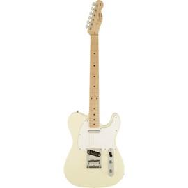 Guitarra Telecaster Affinity Escala em Maple - Artic White Squier By Fender - Branco (Artic White) (580)
