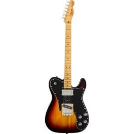 Guitarra Telecaster Classic Vibes 70's Escala em Maple - 3 Tone Sunburst Squier By Fender - Sunburst (3-color Sunburst) (500)
