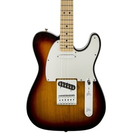 Guitarra Telecaster Standard Fender - Sunburst (Brown Sunburst) (32)