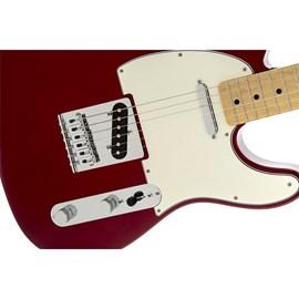Guitarra Telecaster Standard Fender - Vermelho (Candy Apple Red) (09)