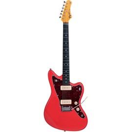 Guitarra Tw 61 Woodstock (Red) Tagima - Vermelho (Fiesta Red) (40)