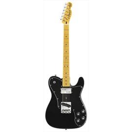 Guitarra Vintage Modified Tele Custom Squier By Fender - Preto (Black) (506)