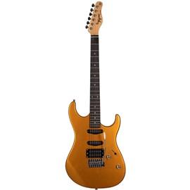 Guitarra Woodstock Series Tg-510 Tagima - Amarelo (Metallic Gold Yellow) (MGY)