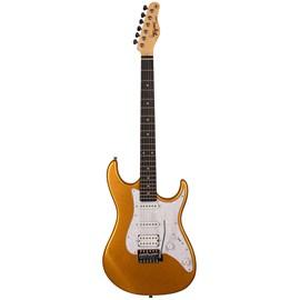 Guitarra Woodstock Series Tg-520 Tagima - Amarelo (Metallic Gold Yellow) (MGY)