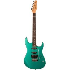 GUITARRA WOODSTOCK TG-510 MSG Tagima - Verde (Metallic Surf Green) (MSG)