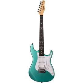 GUITARRA WOODSTOCK TG-520 MSG Tagima - Verde (Metallic Surf Green) (MSG)