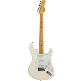 Guitarra Woodstock TG-530 OWH Tagima - Branco (Olympic White) (05)
