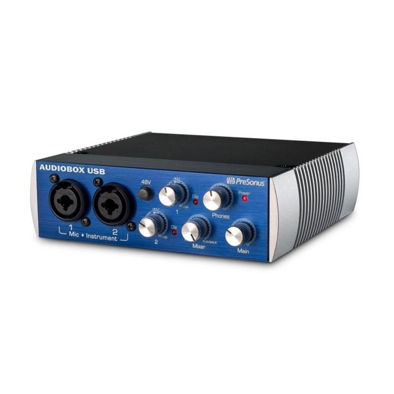 Interface Audiobox 96 Usb Presonus