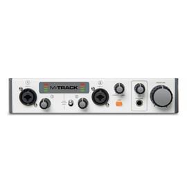 Interface de Audio M-Track II M-Audio