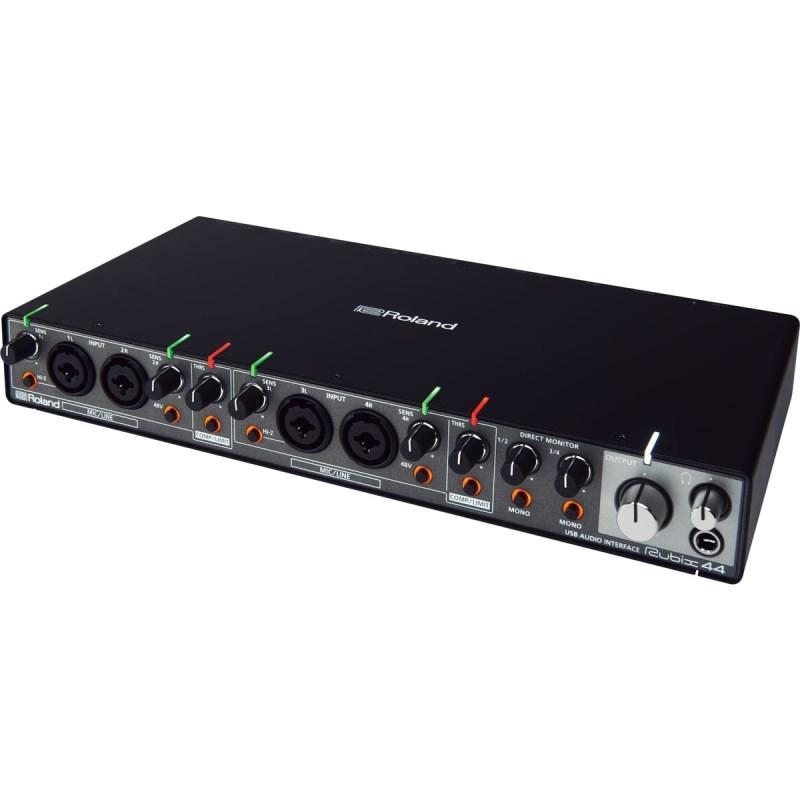 Interface de Áudio Rubix 44 Roland