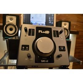 Interface de Audio SRI-2 Fluid Audio