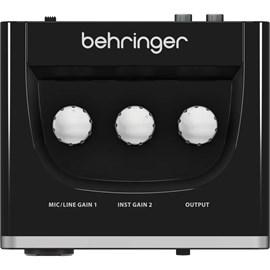 Interface de Áudio U-Phoria UM2 Behringer