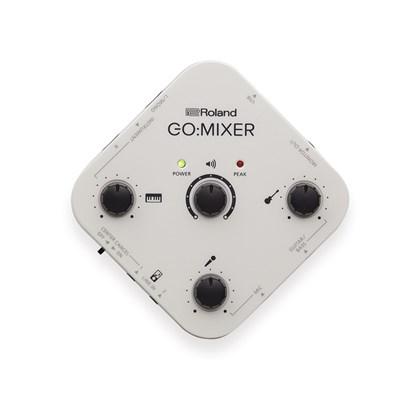 Interface Go Mixer para Celulares Smartphones Roland