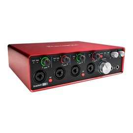 Interface Scarlett 18i8 2ª Geracao Focusrite