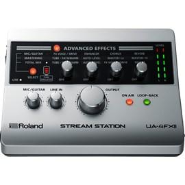 Interface UA 4FX2 Stream Station USB para Streaming Roland
