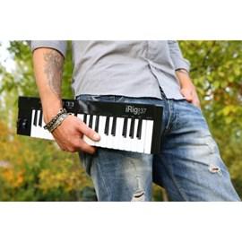 Irig Keys 37 - Controlador Midi Usb C/37 Mini Teclas -pc&mac IK Multimedia