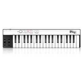 Irig Keys - Controlador Midi 37 Teclas